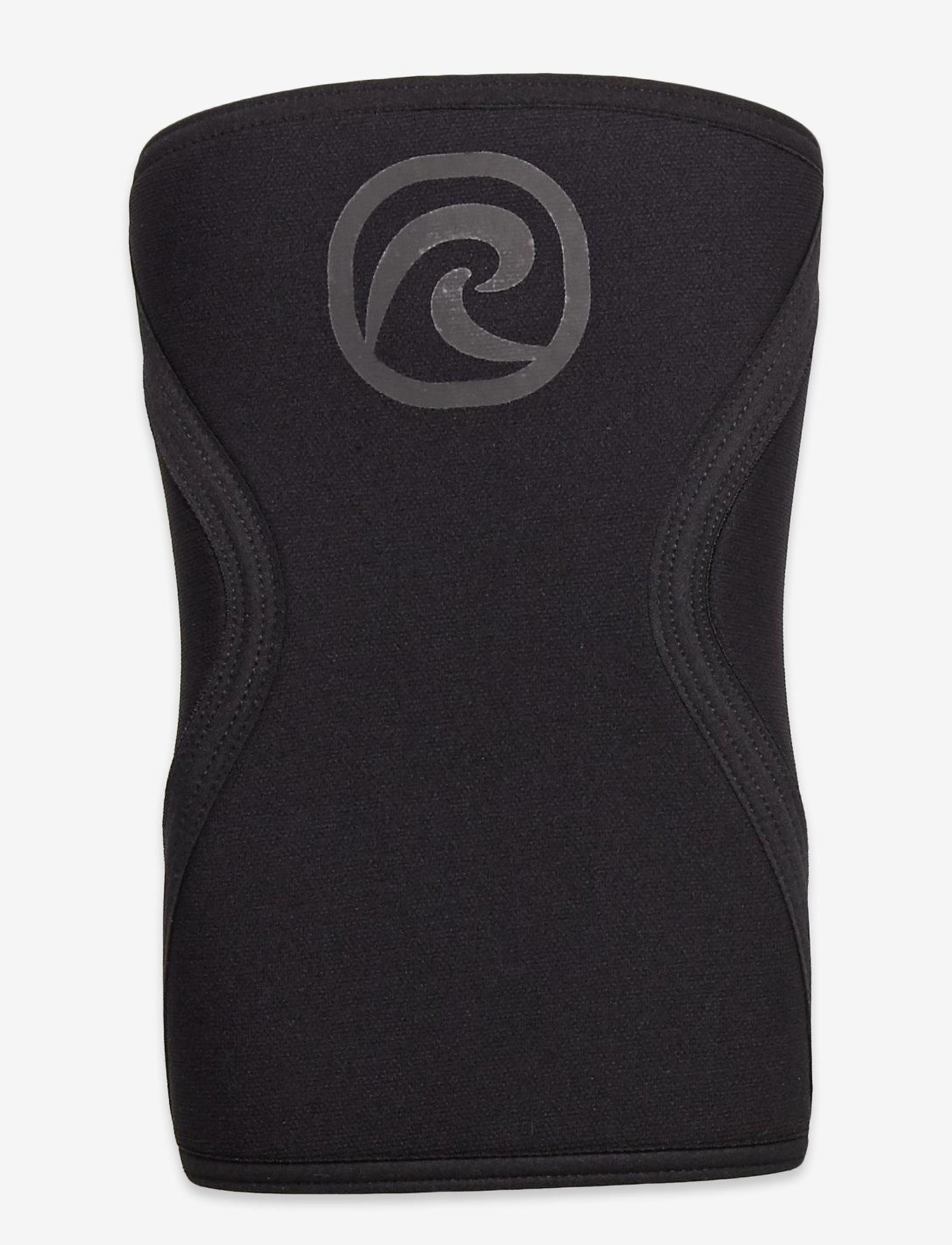 Rehband - RX Knee-Sleeve 7mm - knestøtte - carbon black - 1