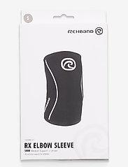 Rehband - RXElbow-Sleeve 5mm - albue støtte - black - 0
