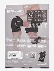 Rehband - RX Knee-Sleeve 5mm - knæ støtte - black - 2