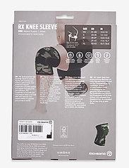 Rehband - RX Knee-Sleeve 5mm - knæ støtte - black/camo - 2