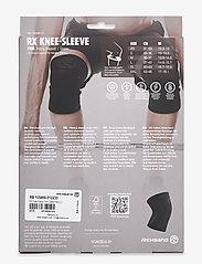 Rehband - RX Knee-Sleeve 7mm - knestøtte - carbon black - 2