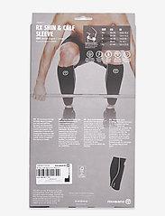 Rehband - RXShin/Calf-Sleeve - leg støtte - black - 2