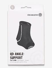 Rehband - QD Ankle-Support 3mm - nilkkatuet - black - 0