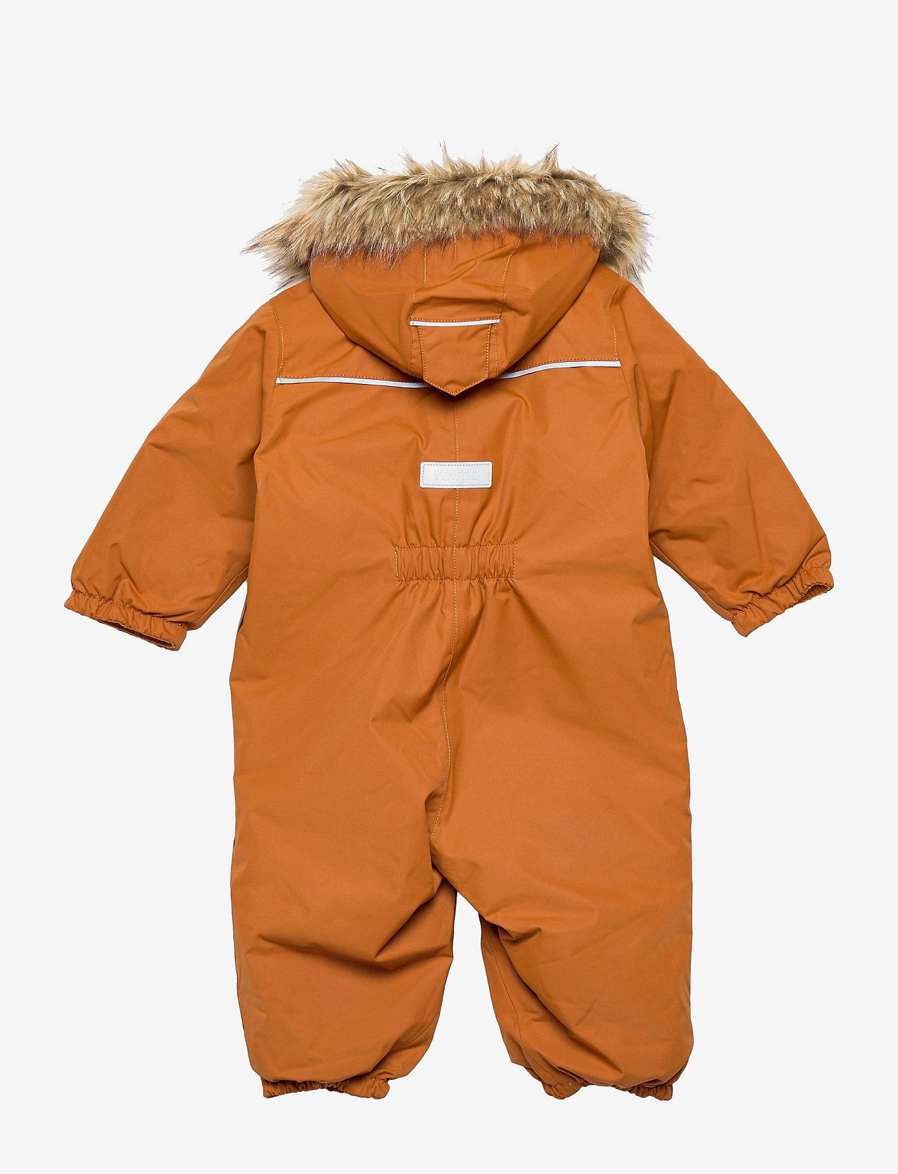 Reima - Gotland - snowsuit - cinnamon brown - 1