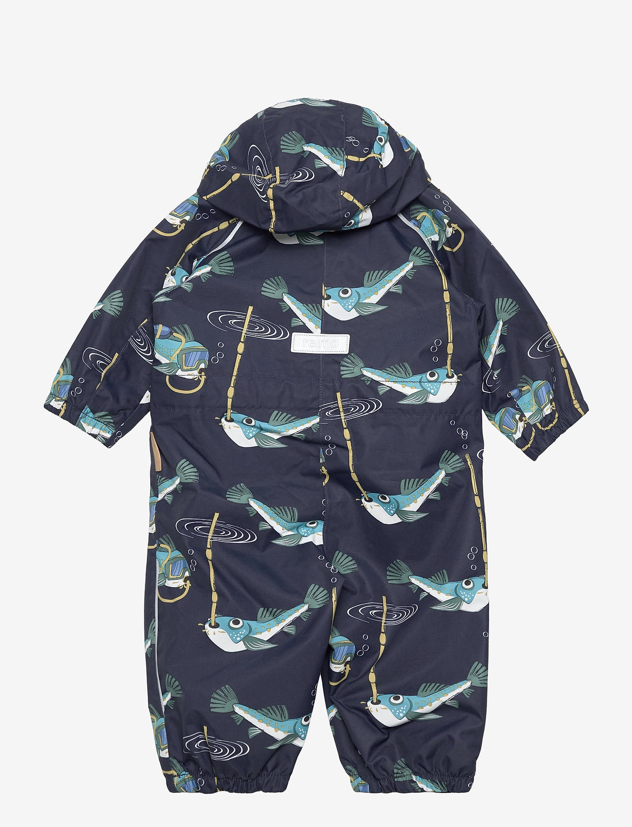 Reima - Drobble - vêtements shell - navy - 1