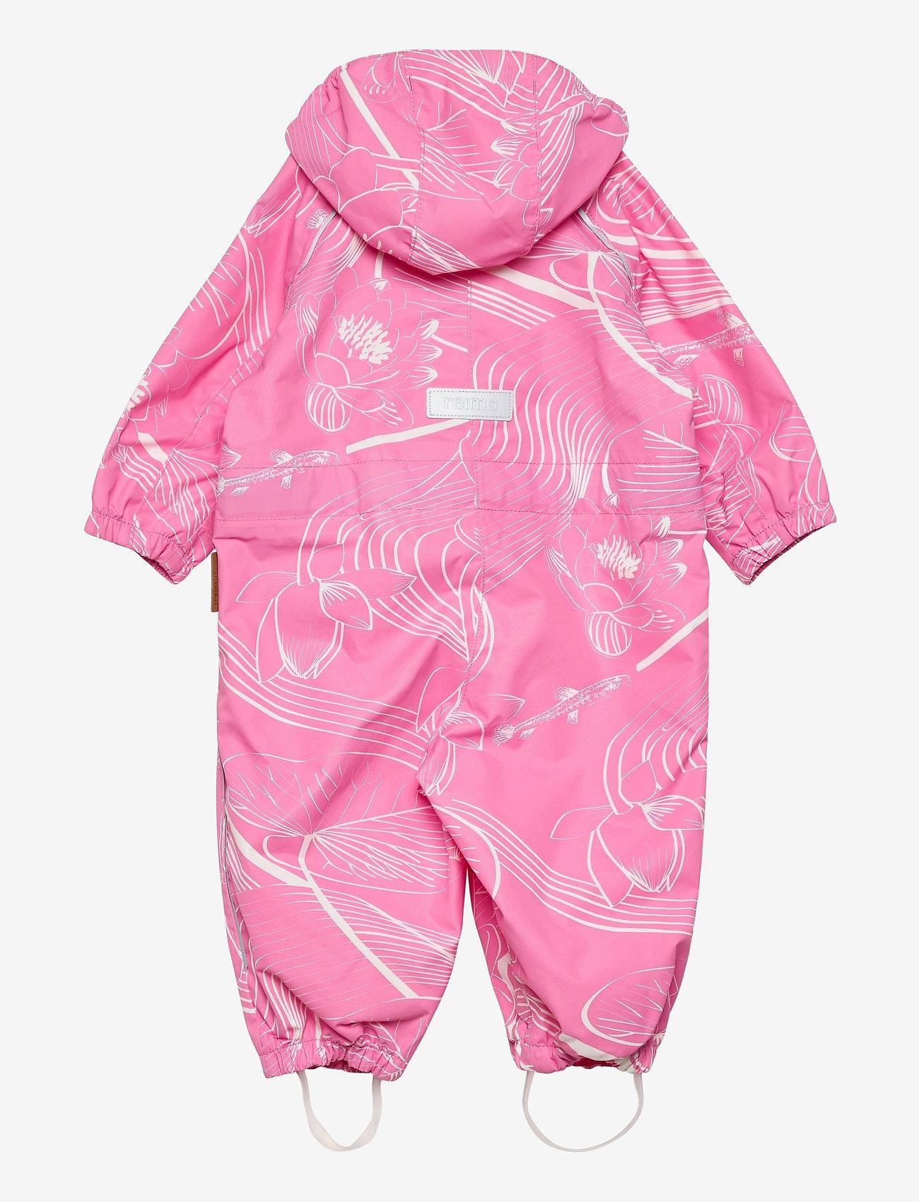 Reima - Drobble - vêtements shell - neon pink - 1