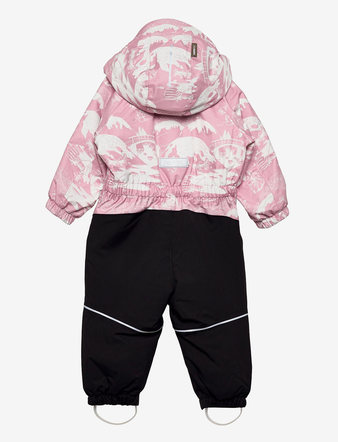 Reima - Moomin Lyster - snowsuit - rosy pink - 1