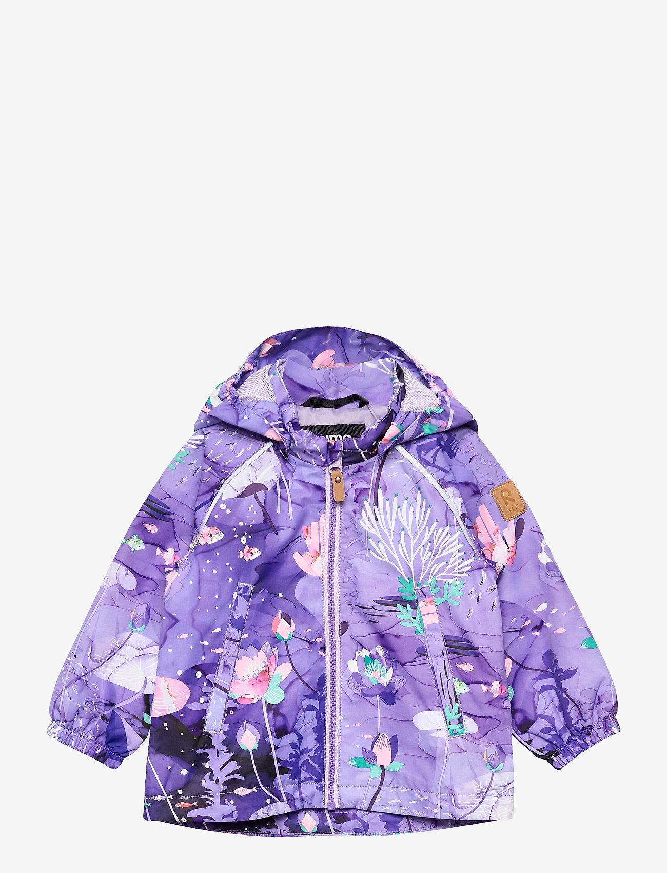 Reima - Hete - softshell jassen - light violet - 0