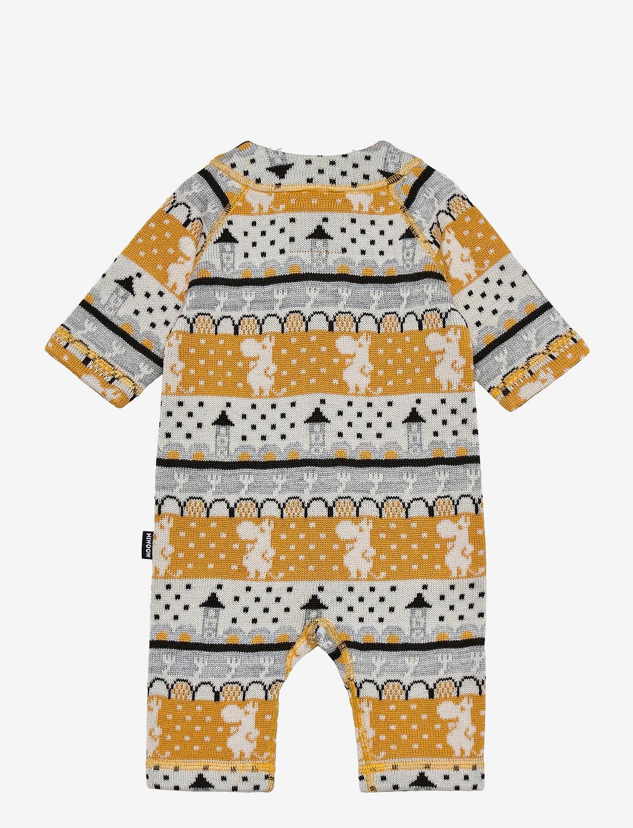 Reima - Moomin Mysig - langärmelig - ginger yellow - 1