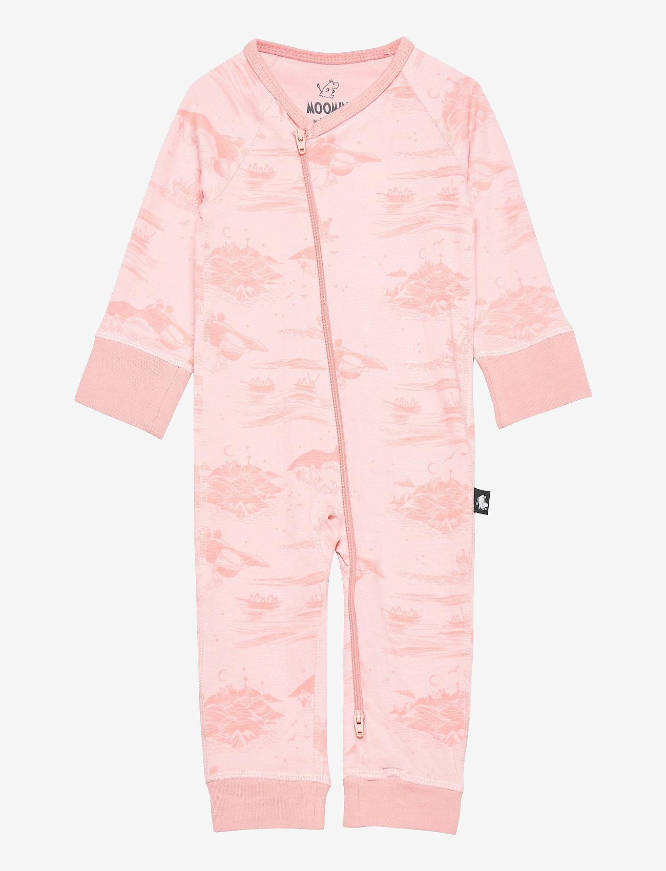 Reima - Moomin Trygg - langärmelig - light pink - 0