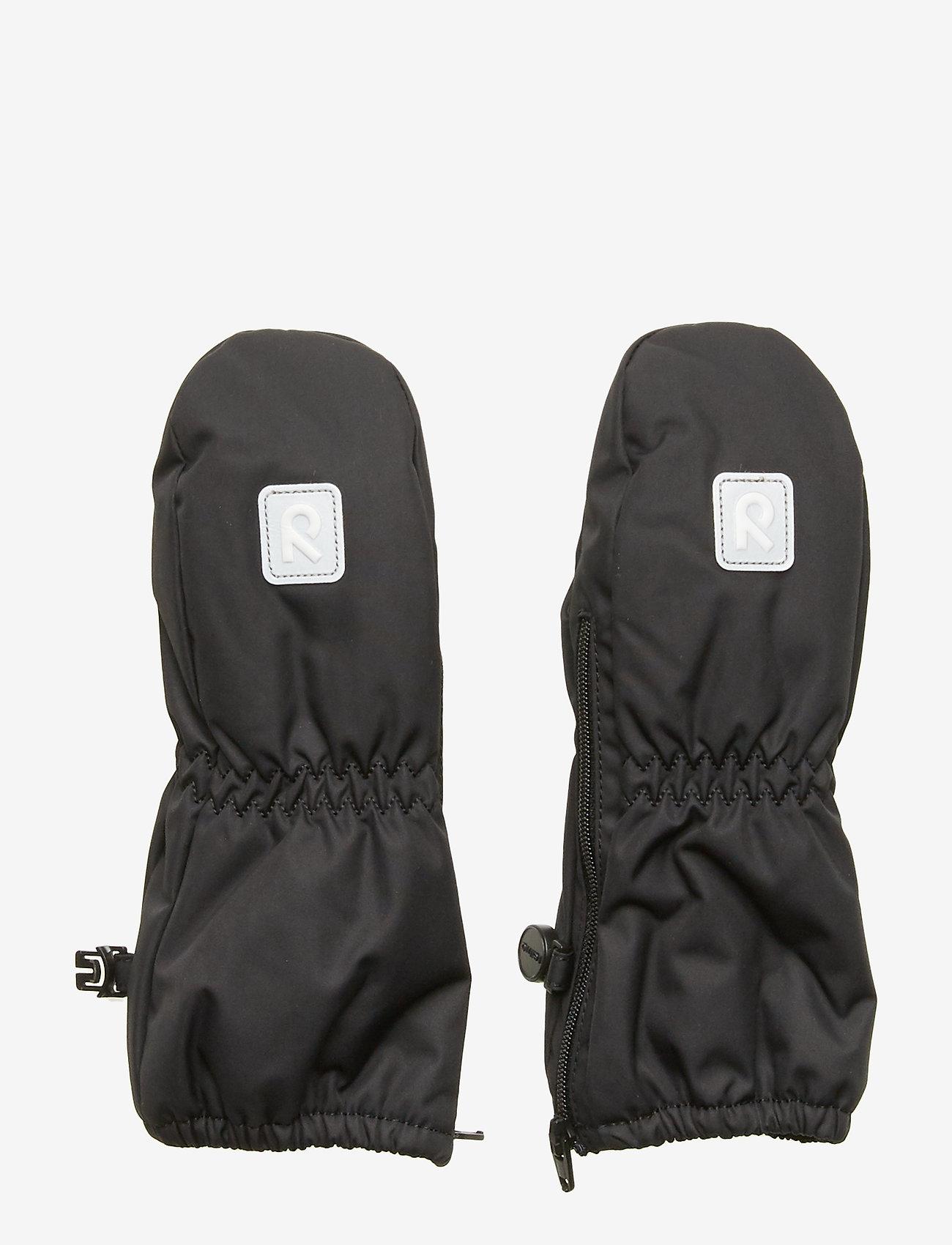 Reima - Tassu - hoeden & handschoenen - black - 0