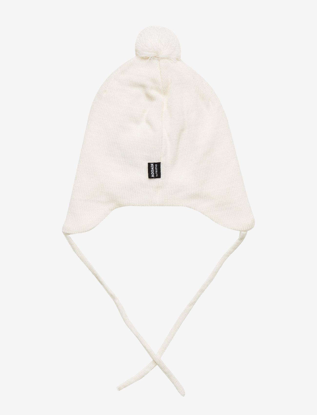 Reima - Beanie, Moomin Mysig White,48 cm - huer - white - 1