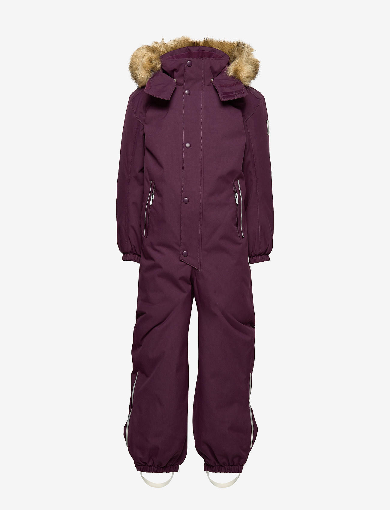 Reima - Stavanger - snowsuit - deep purple - 1
