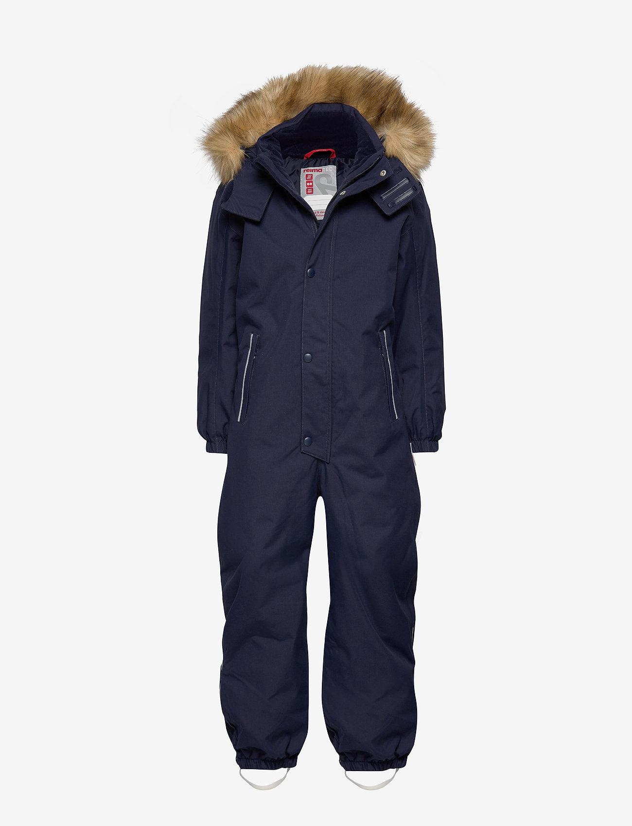 Reima - Stavanger - snowsuit - navy - 0