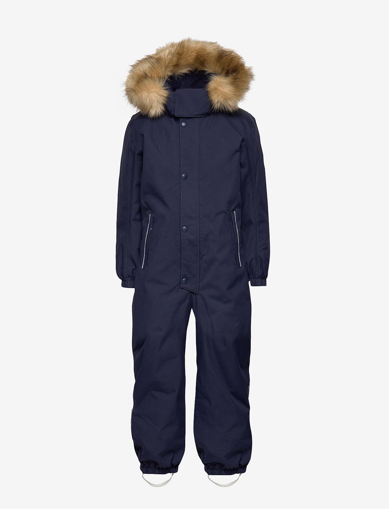 Reima - Stavanger - snowsuit - navy - 1
