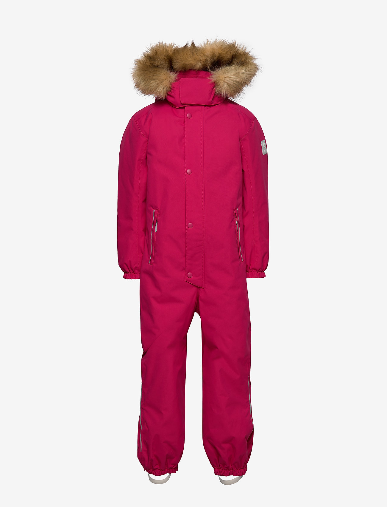 Reima - Stavanger - snowsuit - raspberry pink - 1