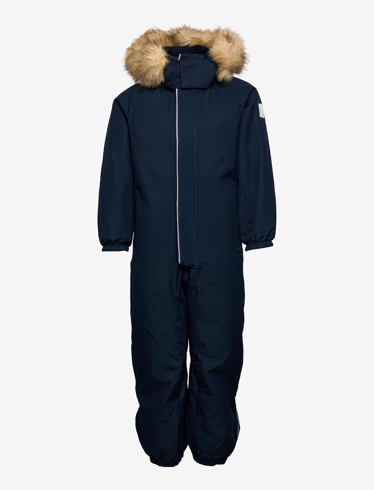 Reima - Trondheim - snowsuit - navy - 0