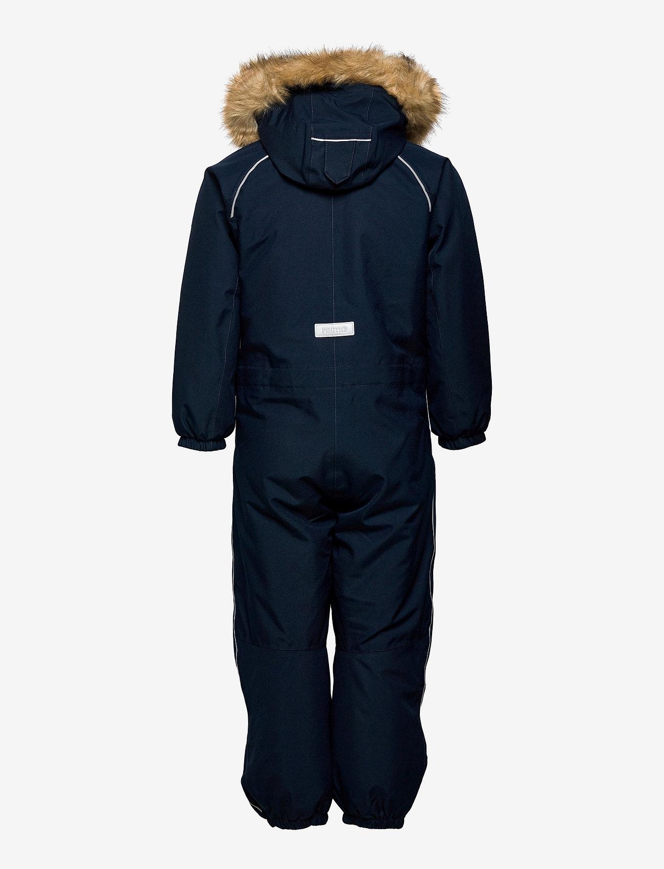 Reima - Trondheim - snowsuit - navy - 1