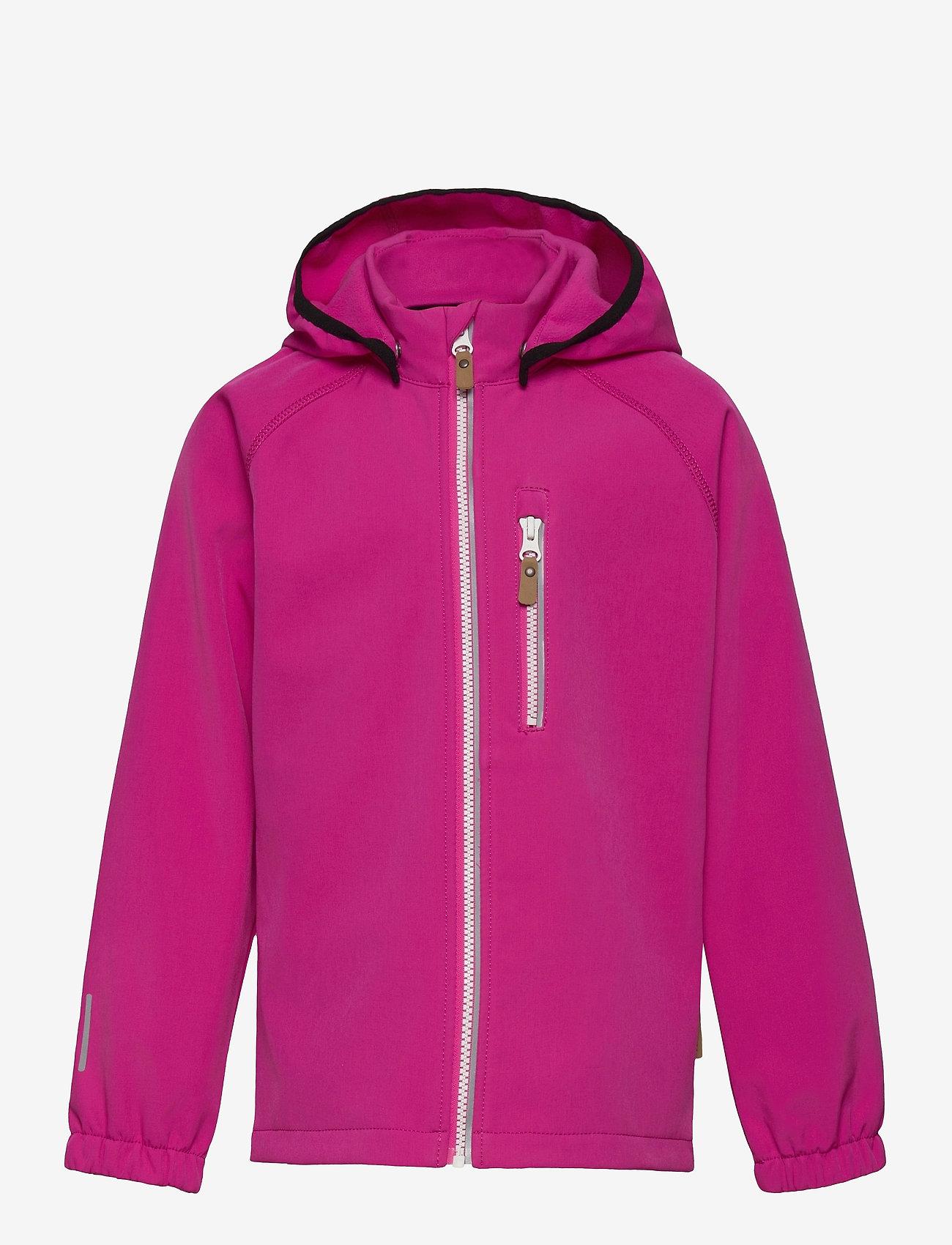 Reima - Vantti - softshell jassen - fuchsia pink - 0