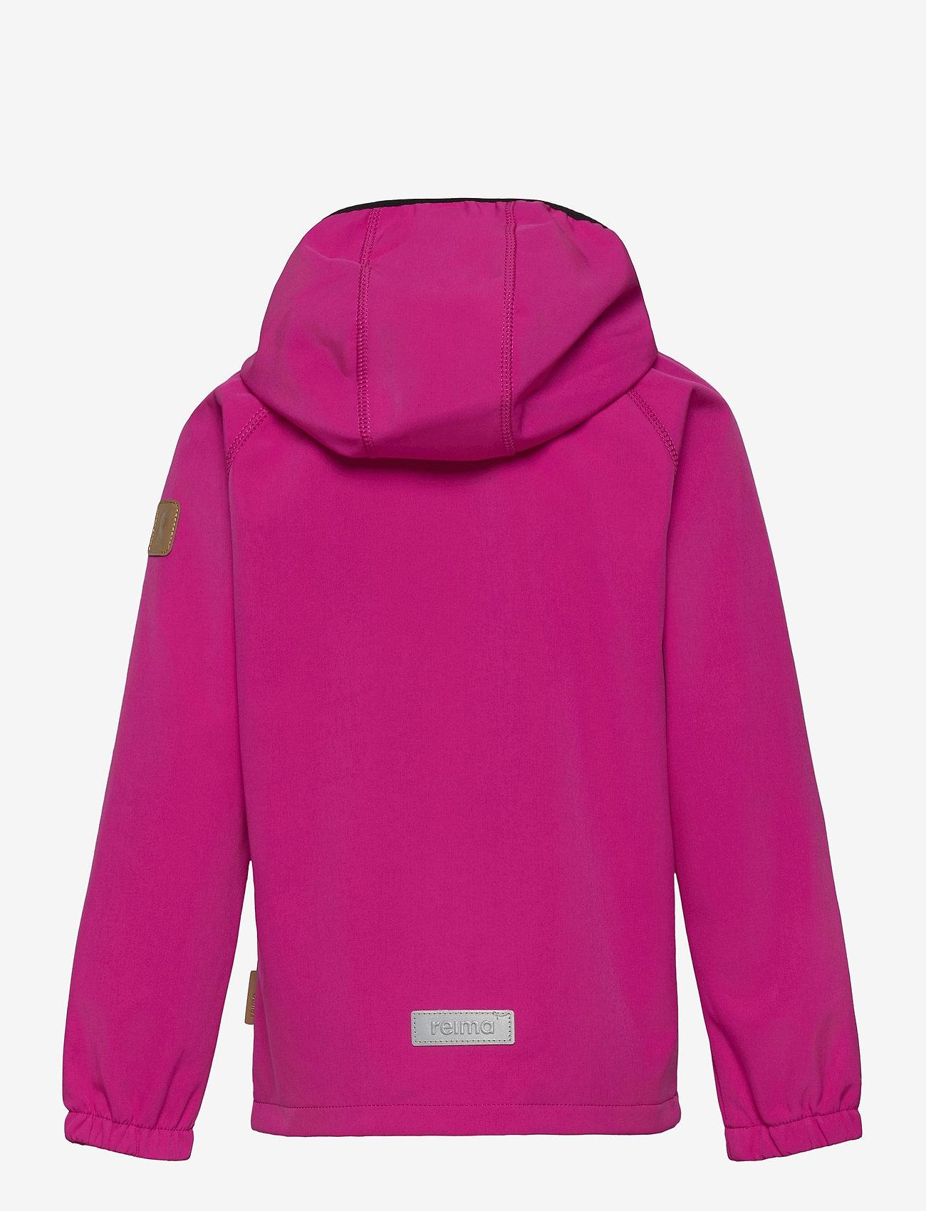 Reima - Vantti - softshell jassen - fuchsia pink - 1