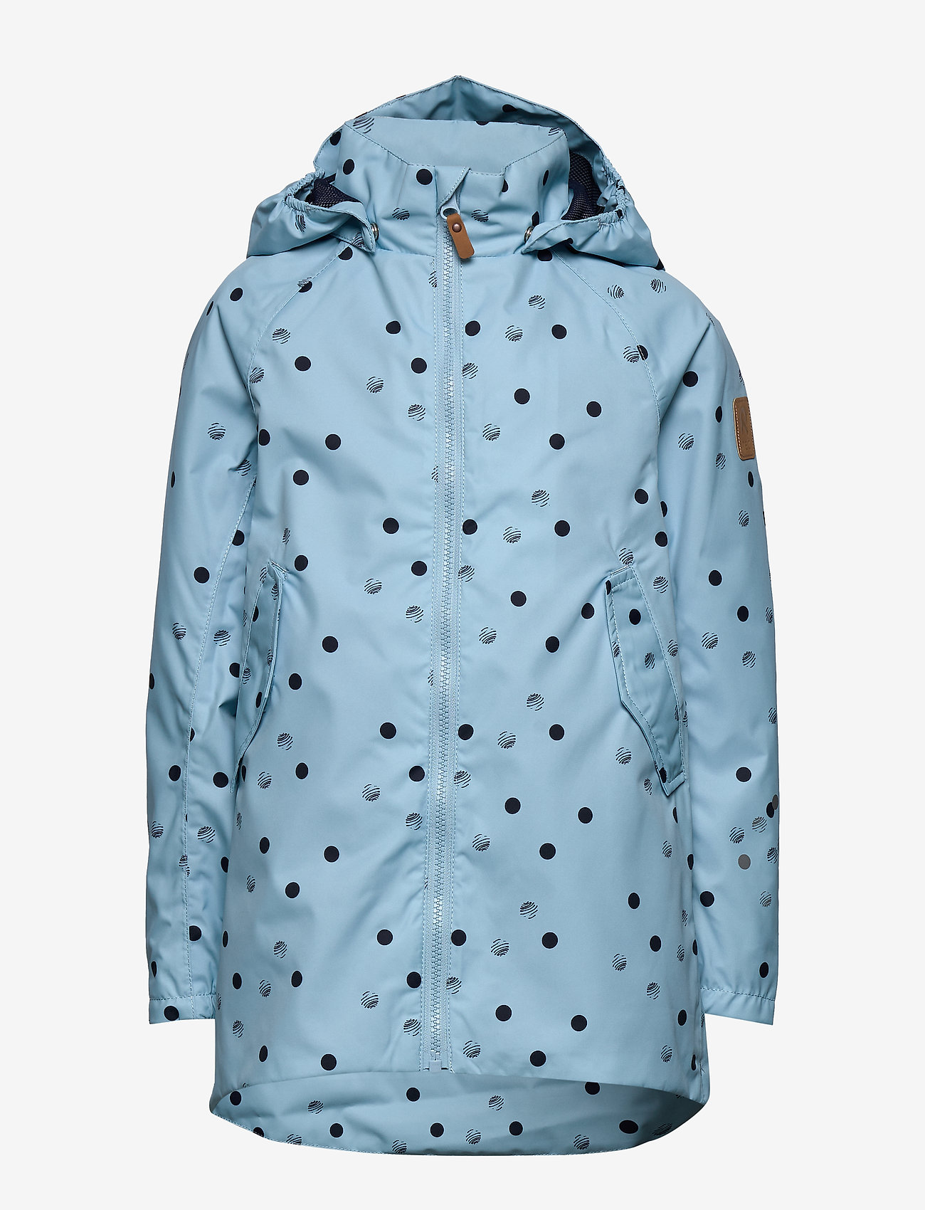 Reima - Galtby - shell jacket - blue dream - 1