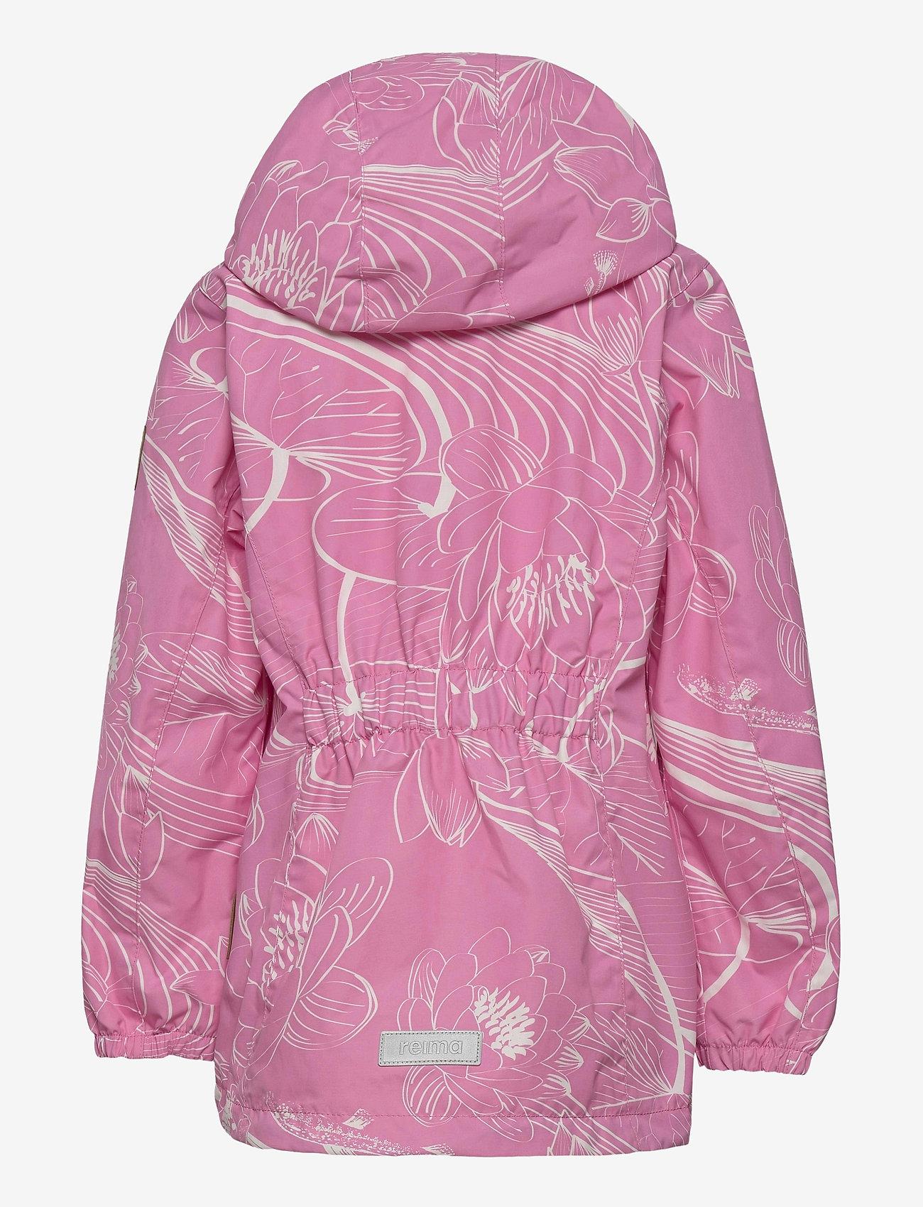 Reima - Anise - jassen - neon pink - 1
