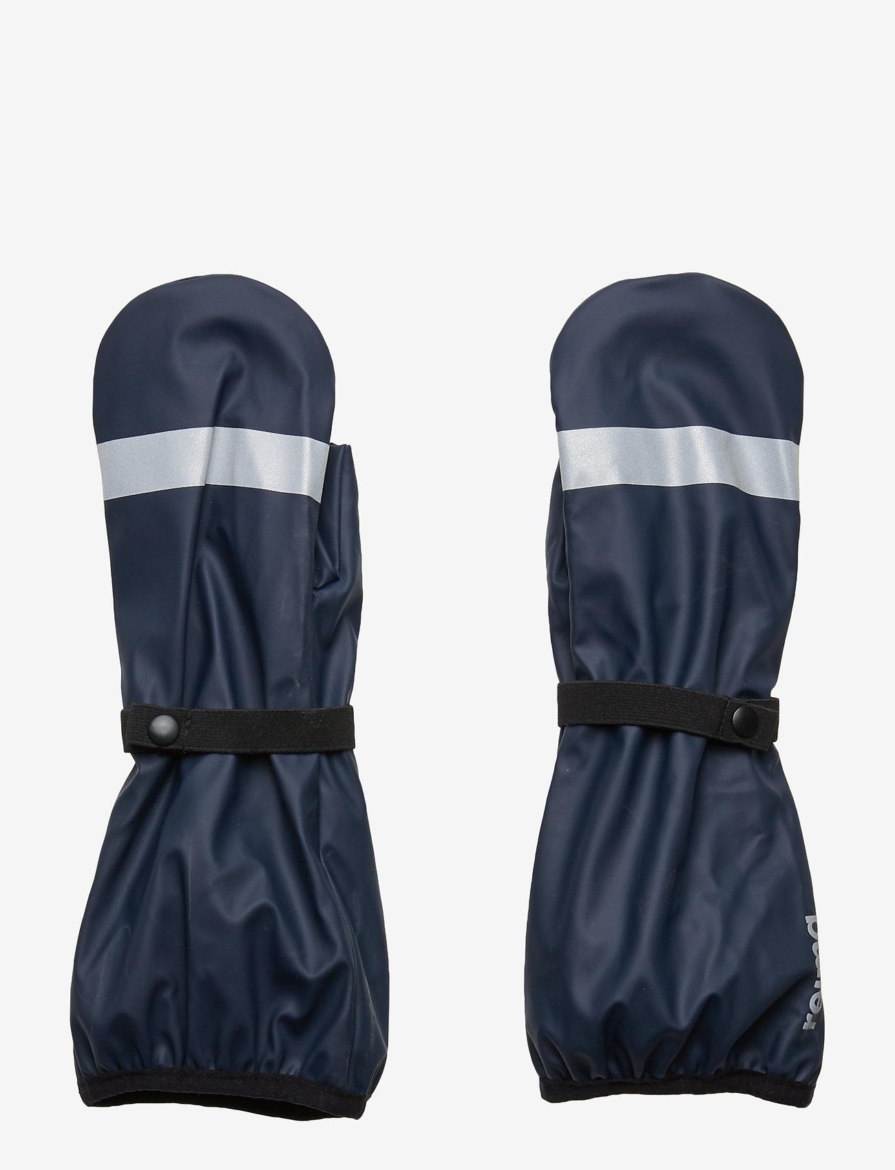 Reima - Puro - hatte og handsker - blue - 0