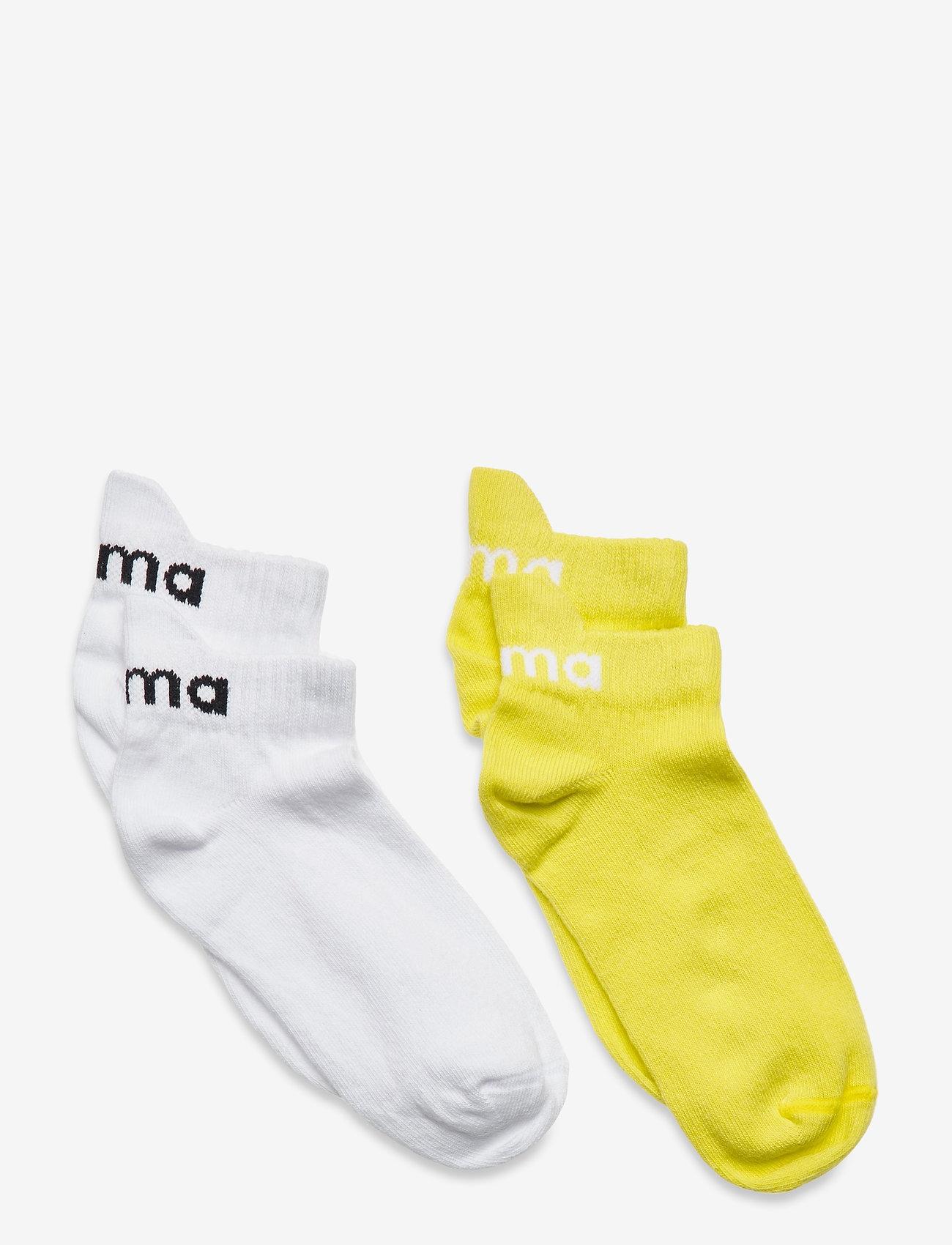 Reima - Vipellys - skarpetki - lemon yellow - 0