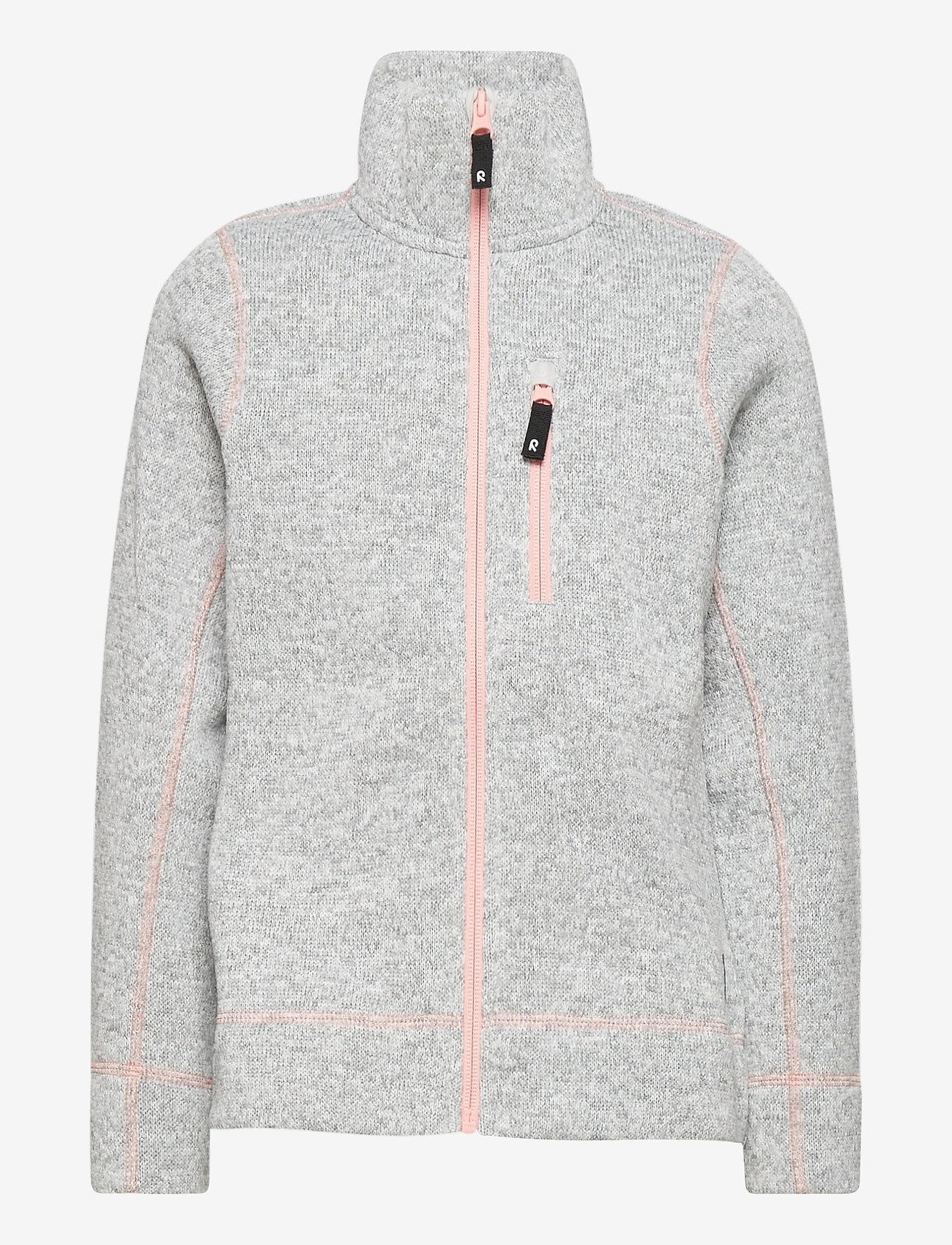 Reima - Maaret - fleecetøj - melange grey - 0