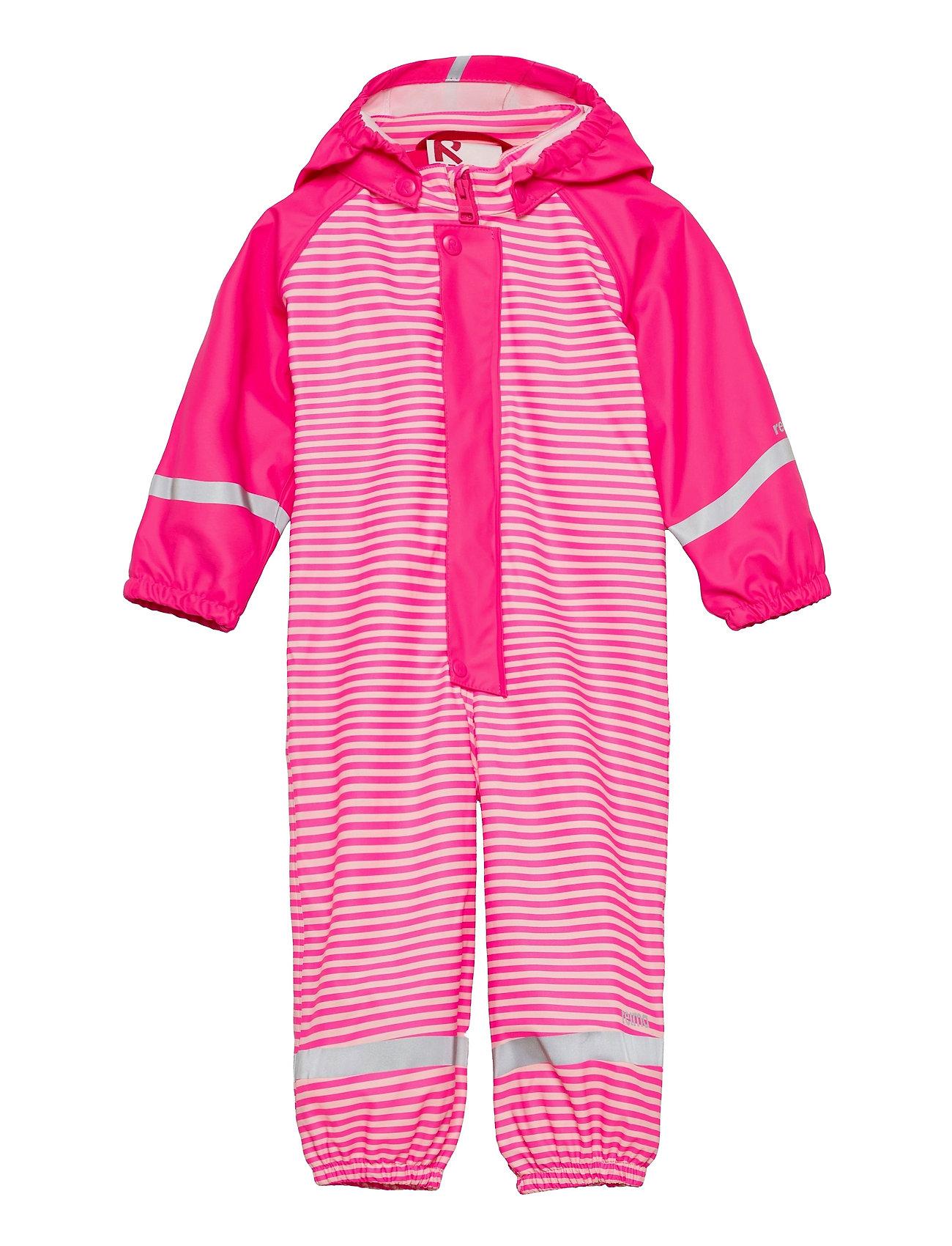 Roiske Outerwear Rainwear Sets & Coveralls Lyserød Reima