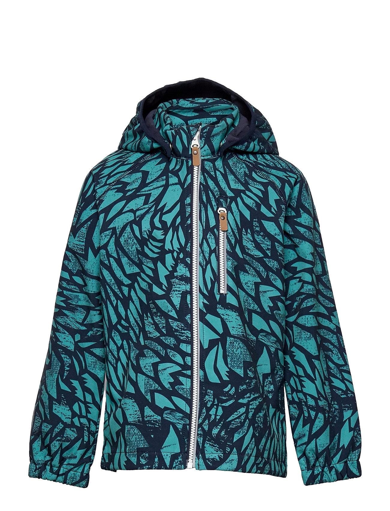 Vantti Outerwear Softshells Softshell Jackets Blå Reima