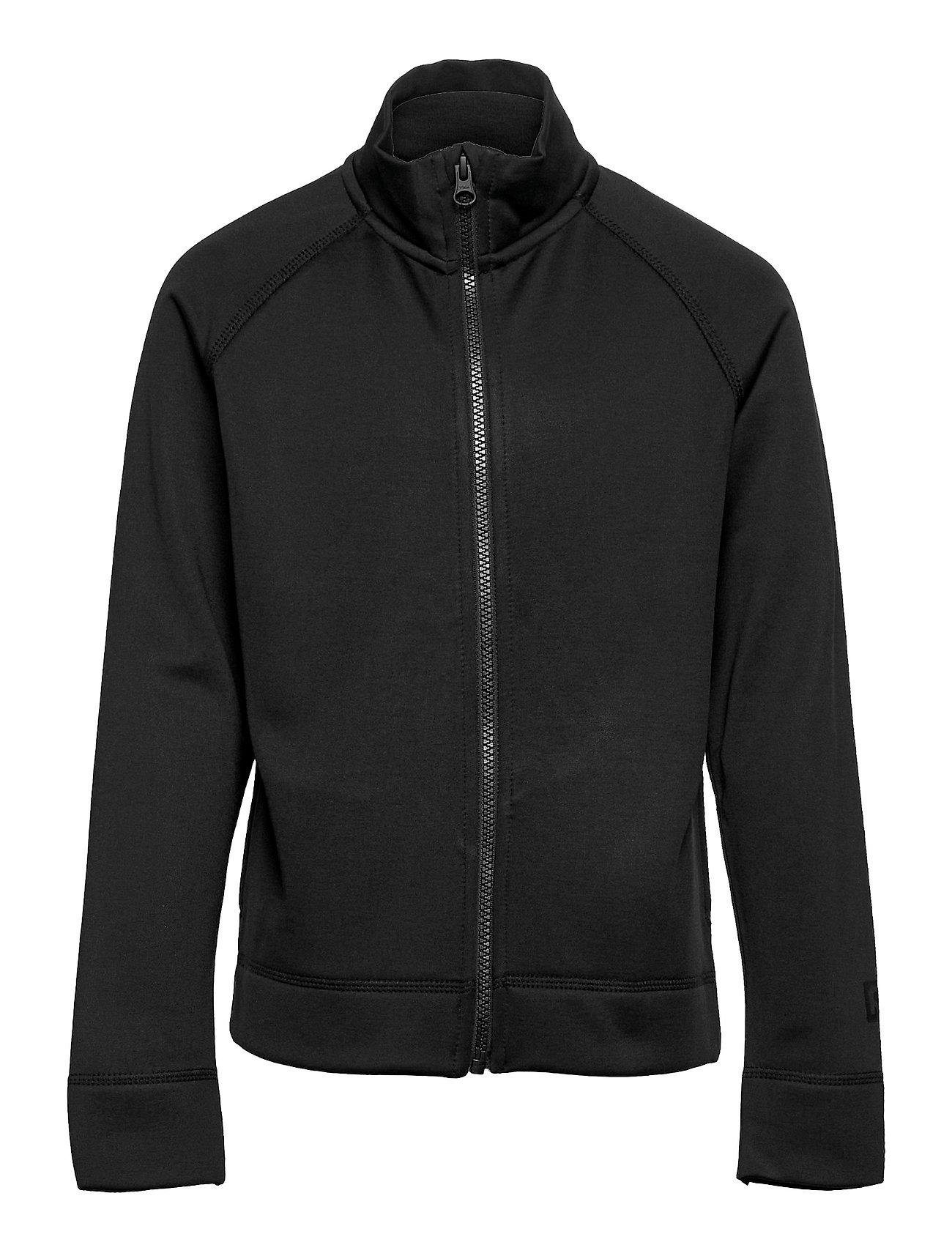 Johtaen Outerwear Fleece Outerwear Fleece Jackets Sort Reima