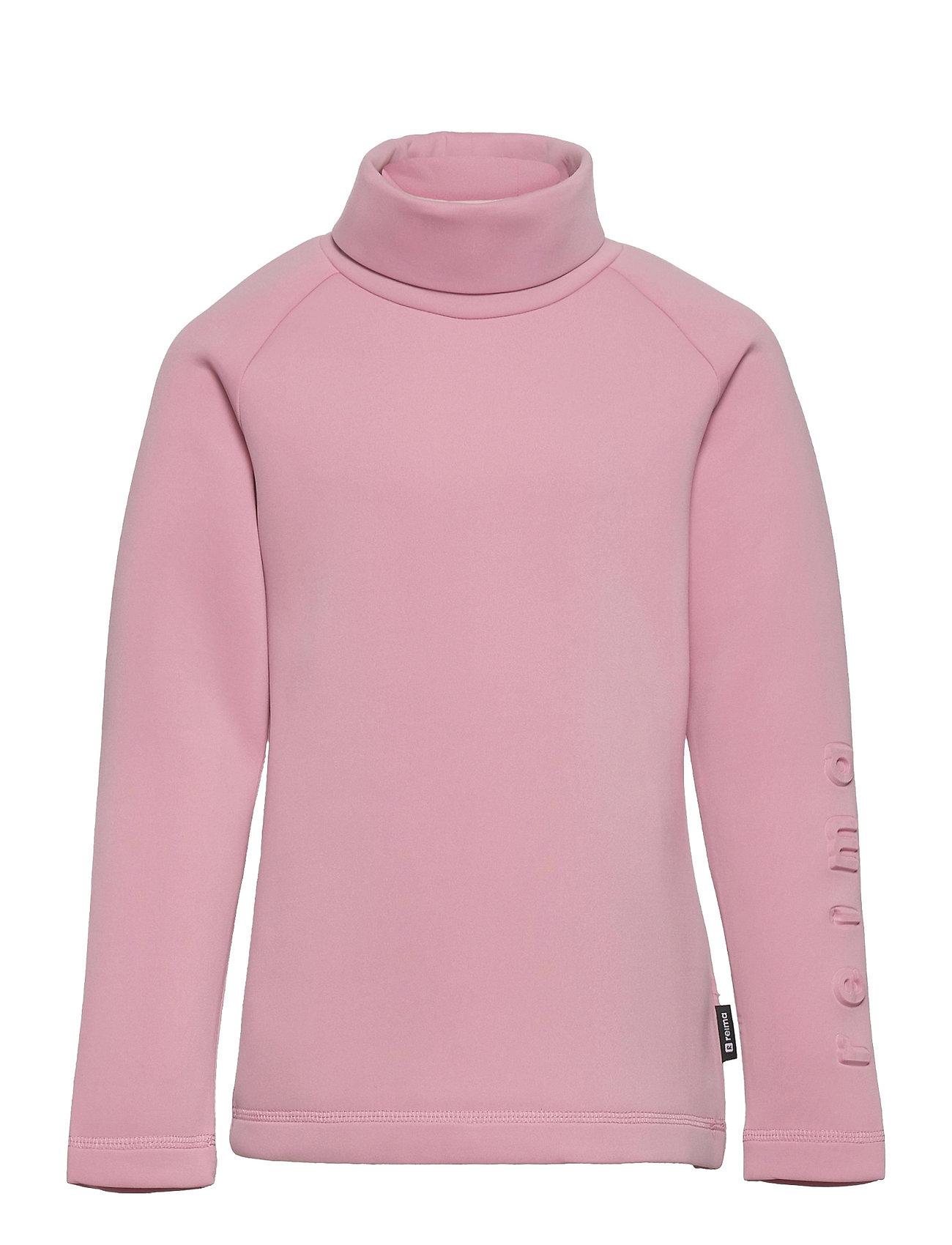 Silitys Langærmet T-shirt Lyserød Reima