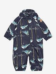 Reima - Drobble - vêtements shell - navy - 0