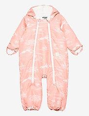 Reima - Moomin Dalen - snowsuit - soft peach - 0