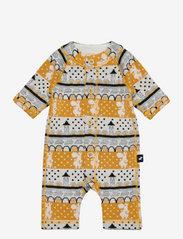 Reima - Moomin Mysig - langärmelig - ginger yellow - 0
