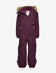 Reima - Stavanger - snowsuit - deep purple - 0