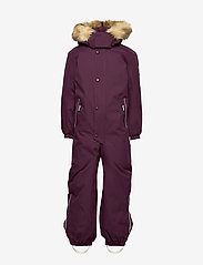 Reima - Stavanger - snowsuit - deep purple - 2