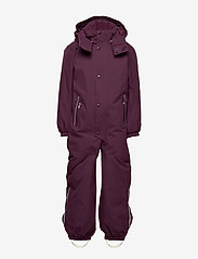 Reima - Stavanger - snowsuit - deep purple - 3