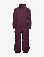 Reima - Stavanger - snowsuit - deep purple - 4