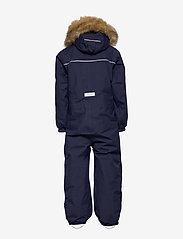 Reima - Stavanger - snowsuit - navy - 4