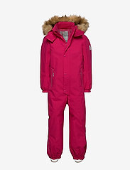 Reima - Stavanger - snowsuit - raspberry pink - 0