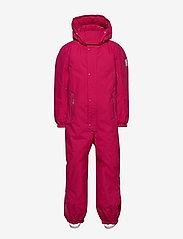Reima - Stavanger - snowsuit - raspberry pink - 2
