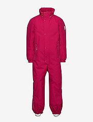 Reima - Stavanger - snowsuit - raspberry pink - 3