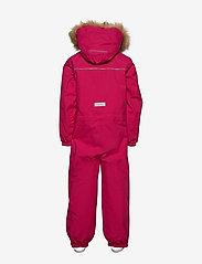 Reima - Stavanger - snowsuit - raspberry pink - 4