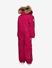 Reima - Stavanger - snowsuit - raspberry pink - 7