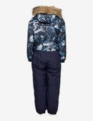 Reima - Kipina - snowsuit - navy - 1