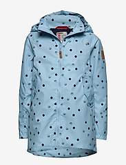Reima - Galtby - shell jacket - blue dream - 0
