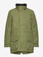 Reima - Naapuri - puffer & padded - khaki green - 3