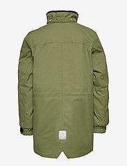 Reima - Naapuri - puffer & padded - khaki green - 6